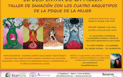Conferencia y Taller «El Despertar de la Mujer»
