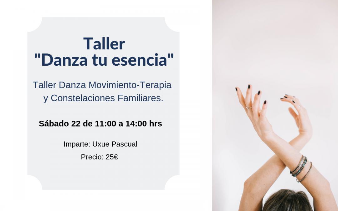 Taller » Danza tu esencia»
